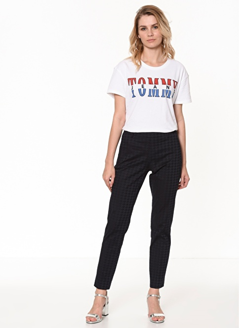 Tommy Hilfiger Leggings Lacivert